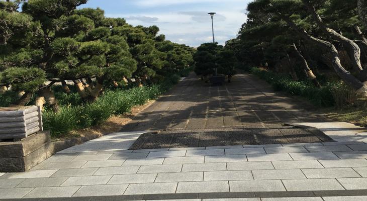 城ヶ島東磯へのアクセス2