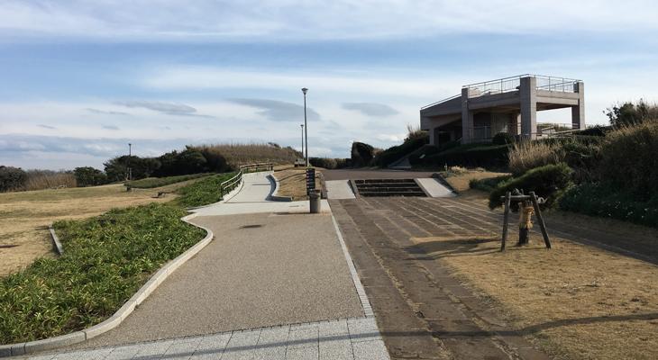 城ヶ島東磯へのアクセス3