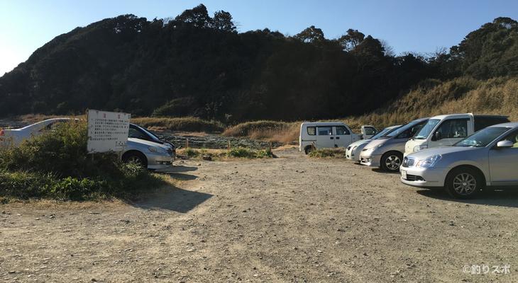 駐車場行き方