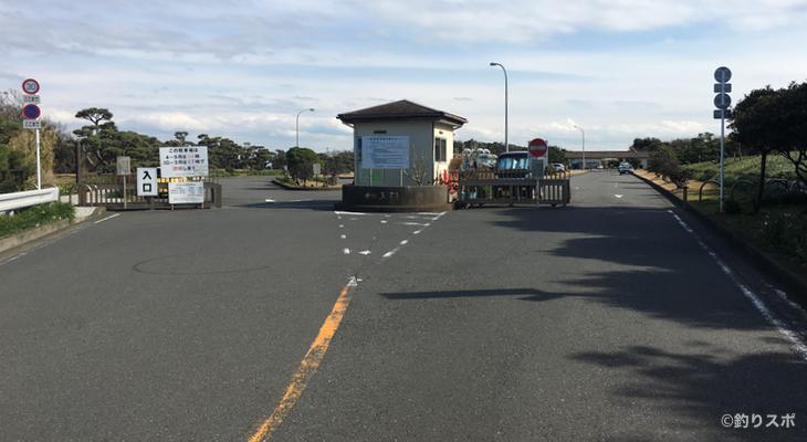 城ヶ島駐車場