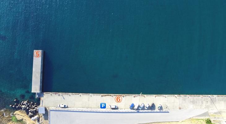 乙浜港釣り座3