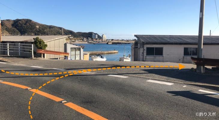 宝来島行き方1