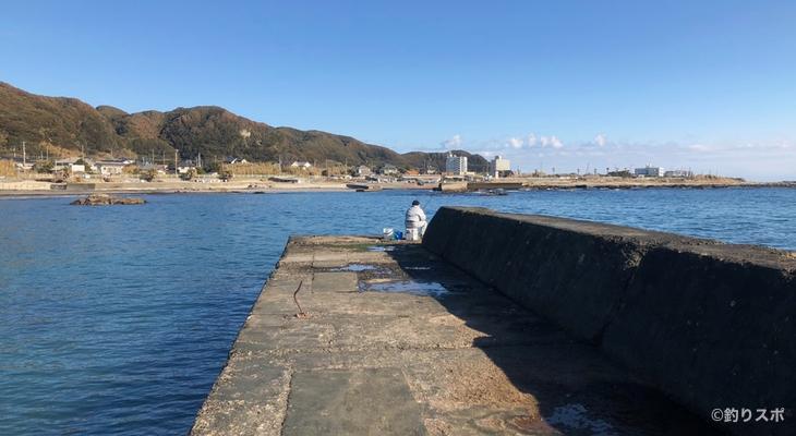 原港釣り座1
