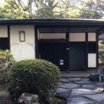蓮着寺にトイレがある。