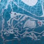 大房岬地図
