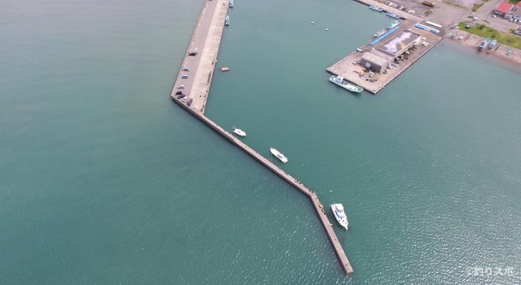富浦新港釣り場
