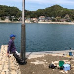 富浦旧港釣り座