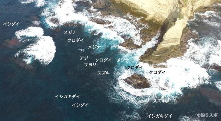 八幡岬空撮