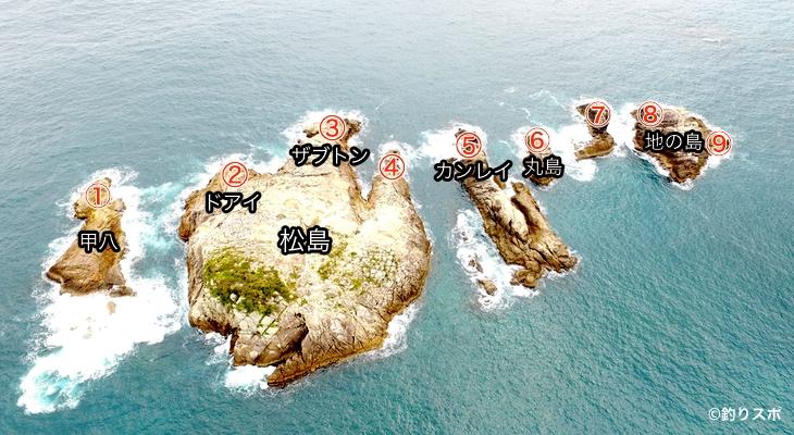 松島釣り座