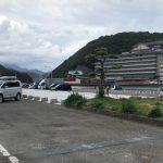 勝浦港駐車場