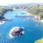 須江港は釣り禁止