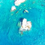 ムカデ赤島釣り座