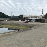 比井漁港駐車スペース