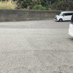 田杭漁港駐車スペース