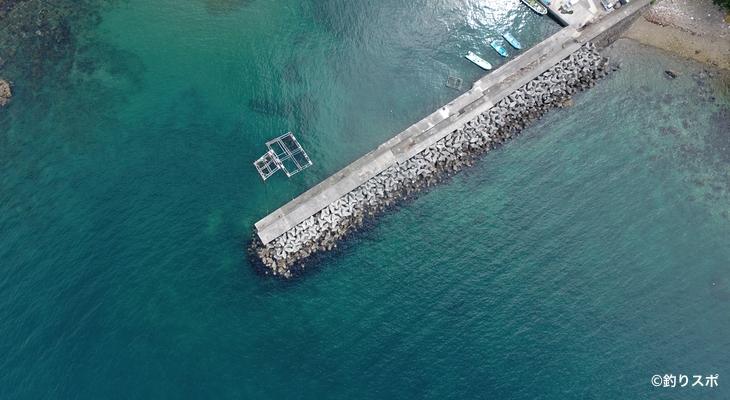 三尾川漁港