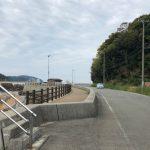 由良海つり公園駐車場トイレ
